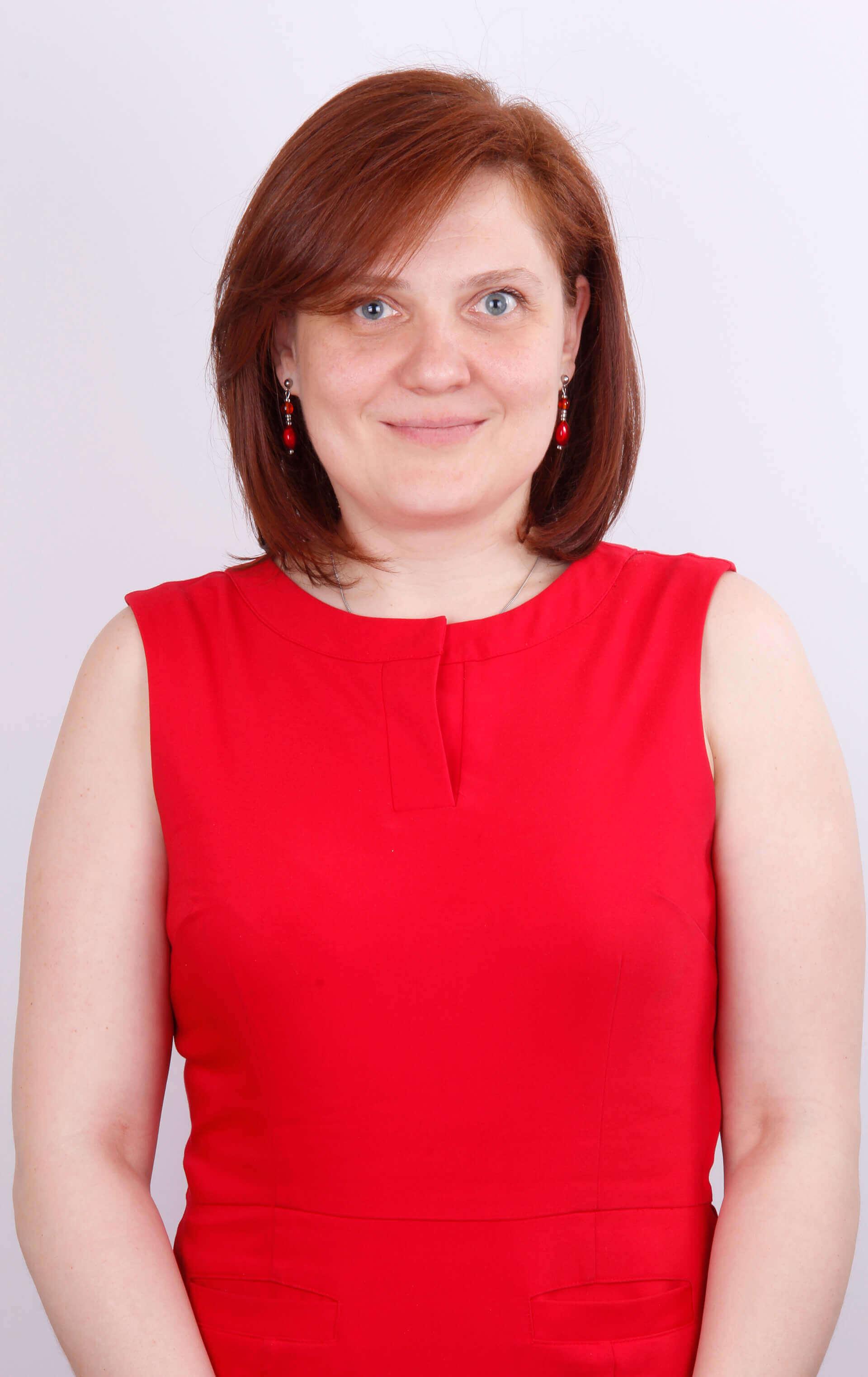 Kristina Gharibyan
